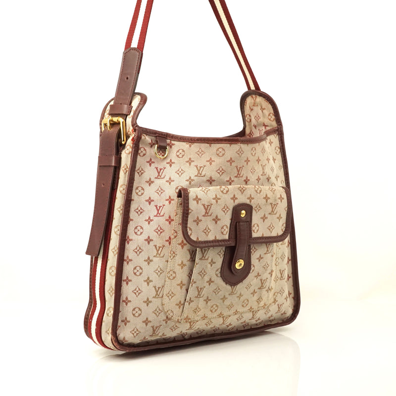 Pre-loved authentic Louis Vuitton Besace Mary Kate sale at jebwa