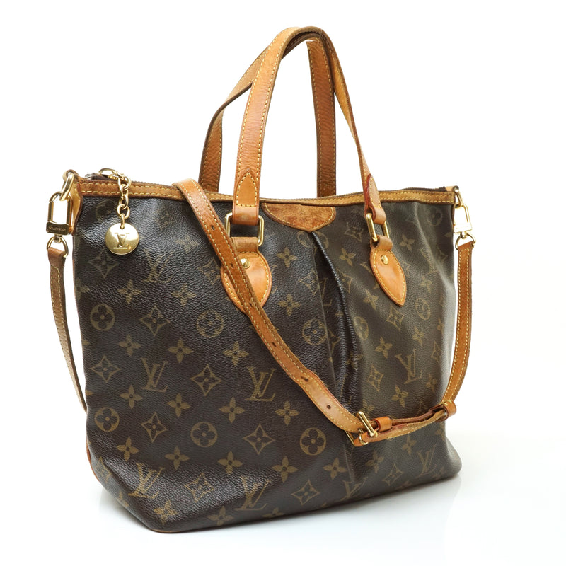 Louis Vuitton Palermo Pm Tote Bag