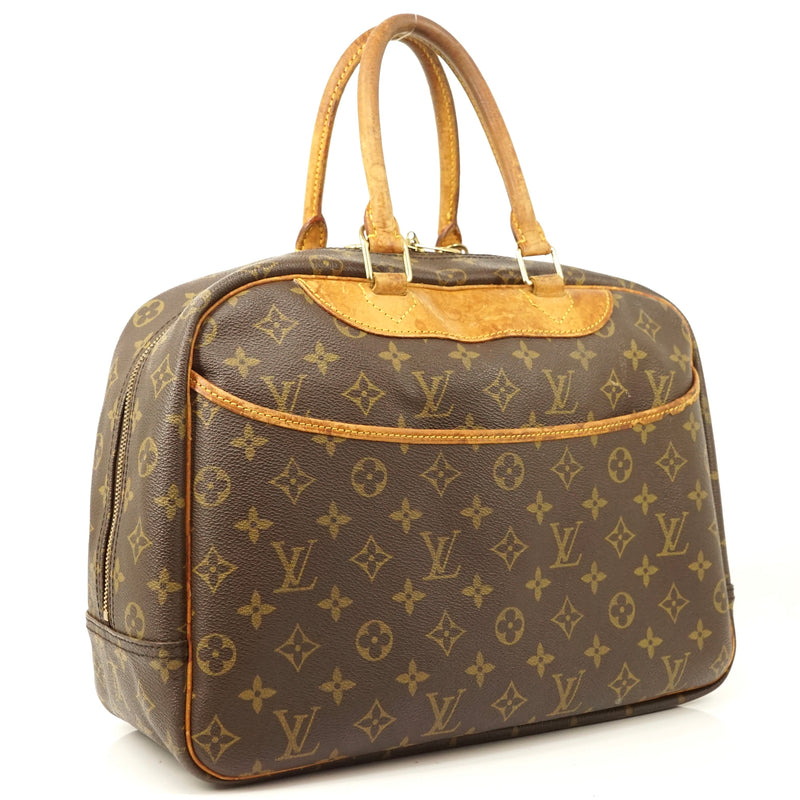 Pre-loved authentic Louis Vuitton Deauville Hand Bag sale at jebwa