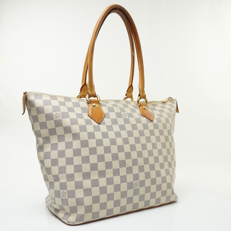 Pre-loved authentic Louis Vuitton Saleya Mm Tote Bag sale at jebwa.