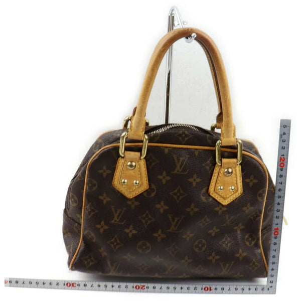 Pre-loved authentic Louis Vuitton Manhattan Pm Shoulder sale at jebwa