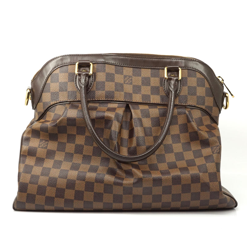 Pre-loved authentic Louis Vuitton Trevi Gm Damier Ebene sale at jebwa