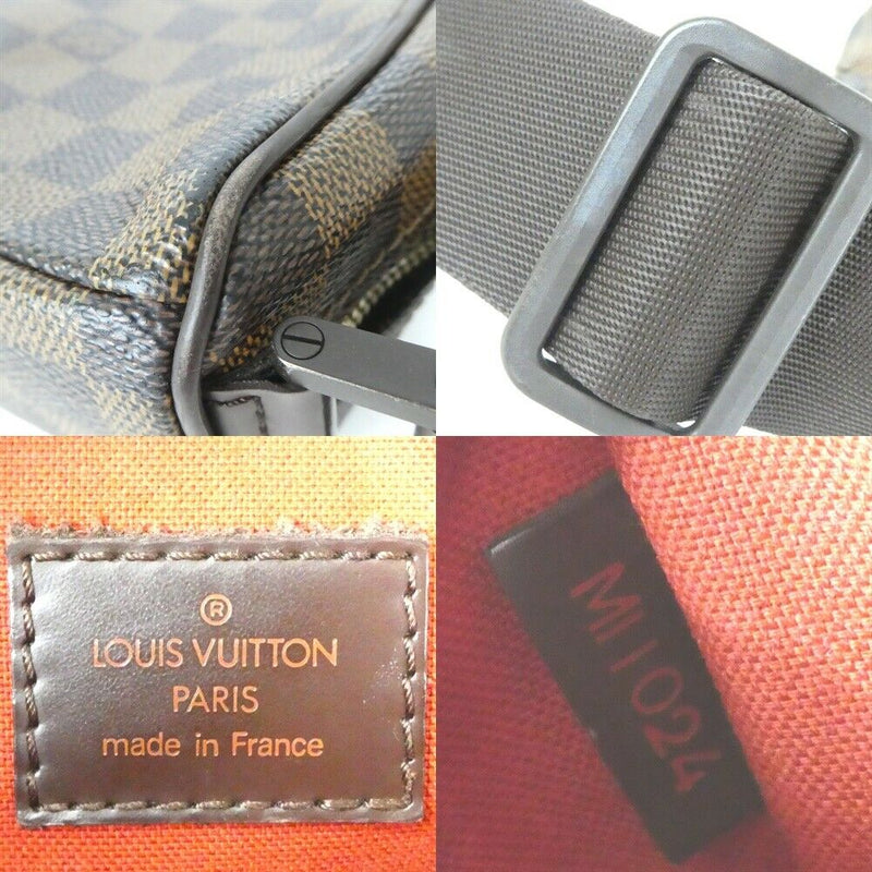 Pre-loved authentic Louis Vuitton Olav Pm Crossbody Bag sale at jebwa