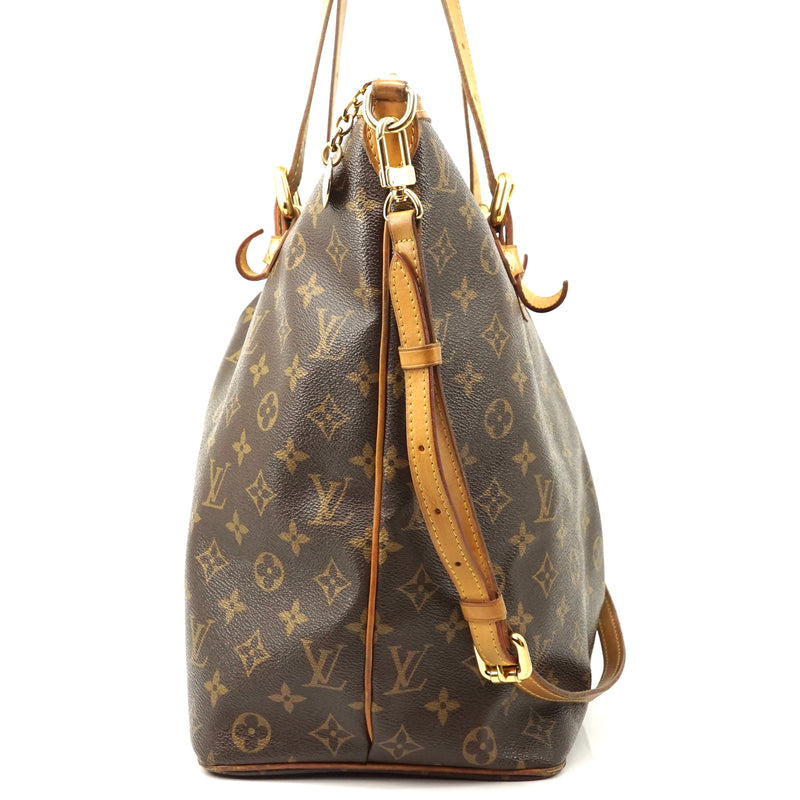 Pre-loved authentic Louis Vuitton Palermo Gm Shoulder sale at jebwa