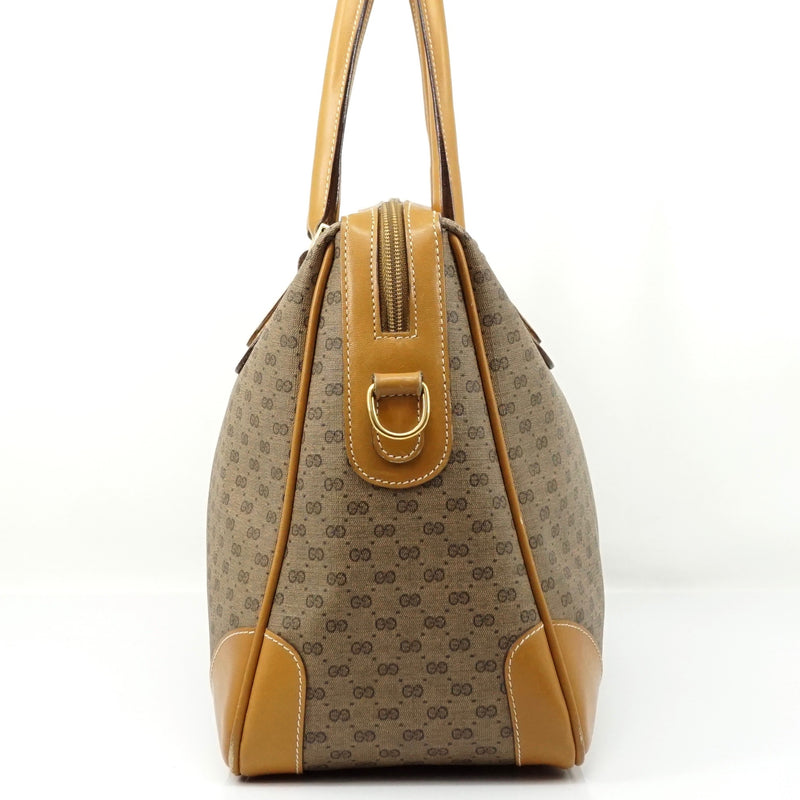 Pre-loved authentic Gucci Gg Crossbody Hand Bag Brown sale at jebwa