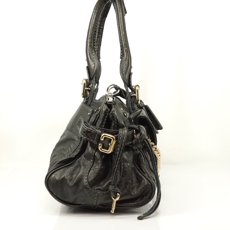 Pre-loved authentic Chloe Paddington Chain Handbag sale at jebwa