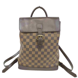 Louis Vuitton Soho Backpack Brown
