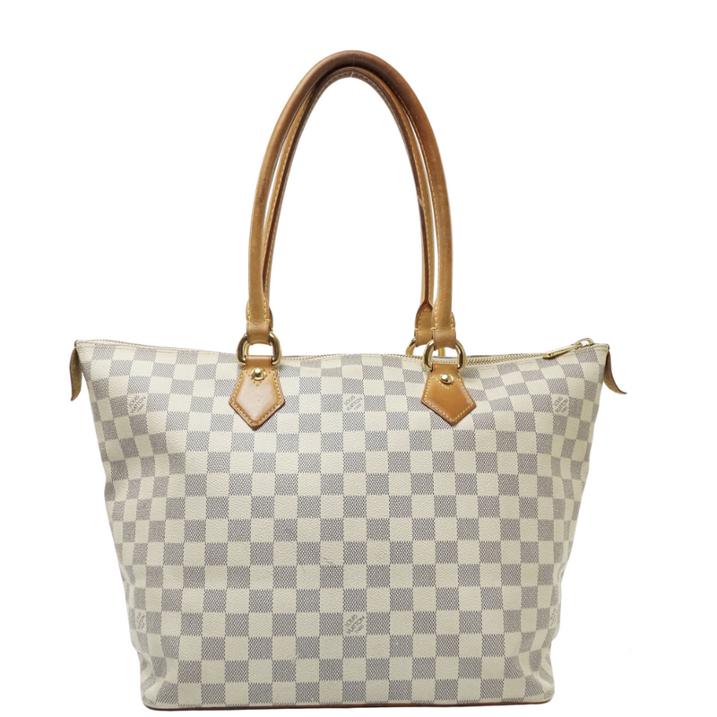 Louis Vuitton Saleya Mm Tote Bag