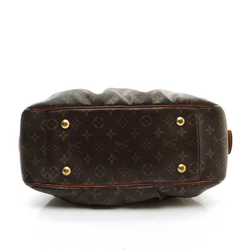 Louis Vuitton Boetie Hand Bag Brown
