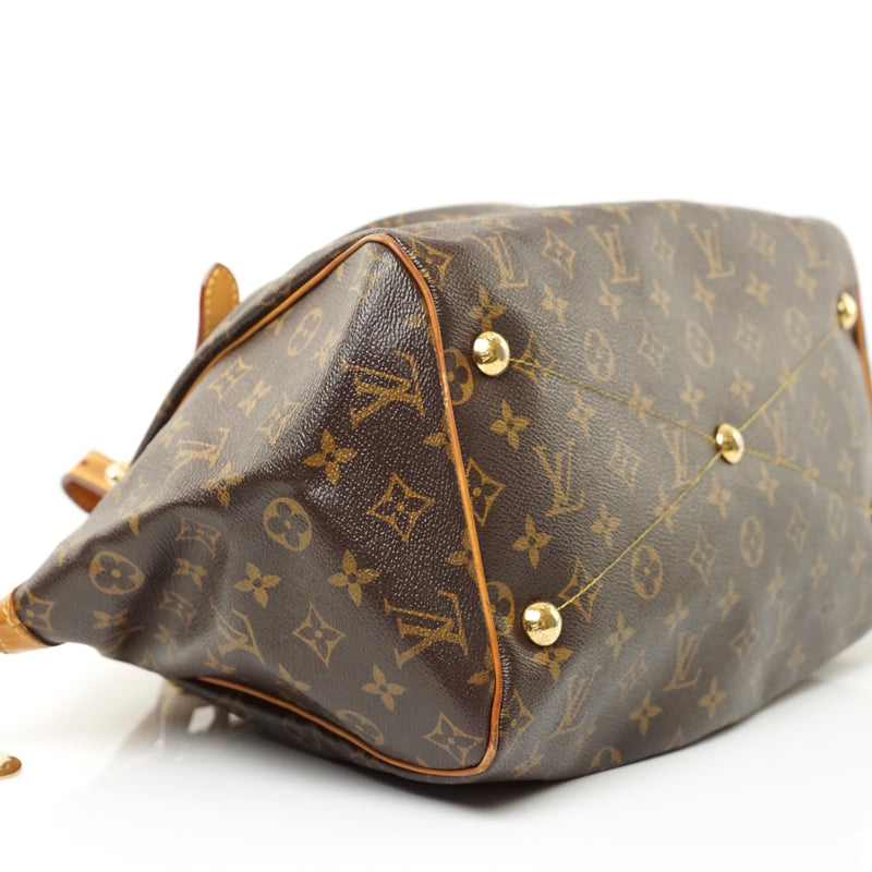 Pre-loved authentic Louis Vuitton Tivoli Gm Handbag sale at jebwa