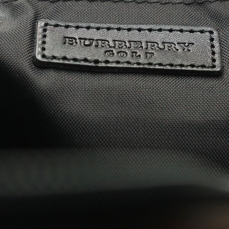 Pre-loved authentic Burberry Brown Nylon Tote Bag sale at jebwa