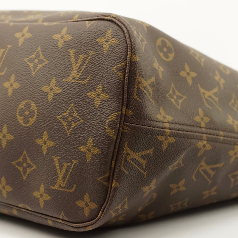 Pre-loved authentic Louis Vuitton Neverfull Mm Tote Bag sale at jebwa