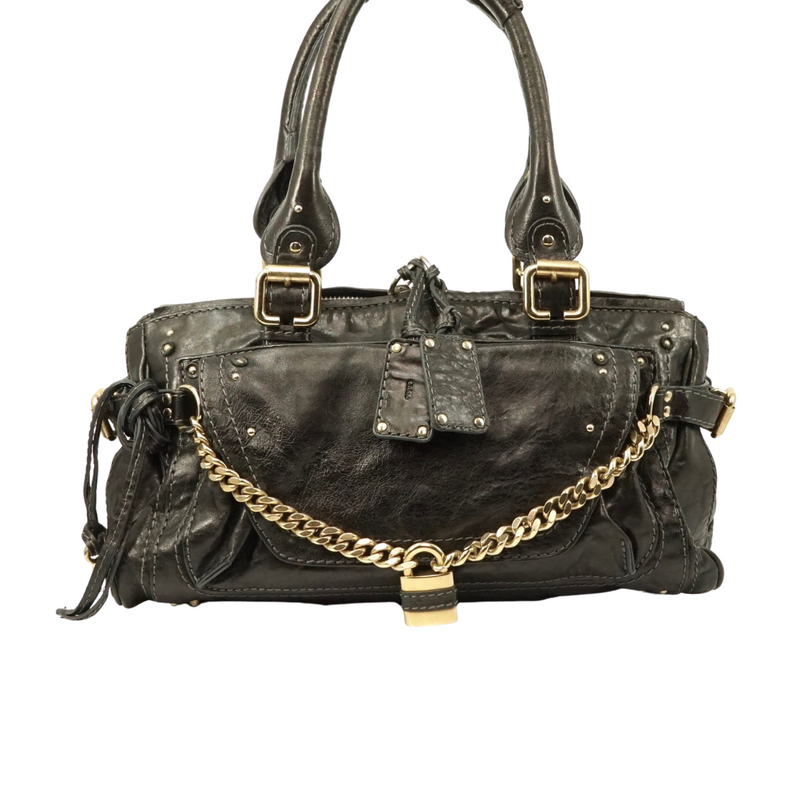 Chloe Paddington Chain Handbag