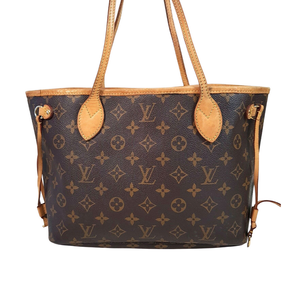 Louis Vuitton Neverfull Pm Shoulder