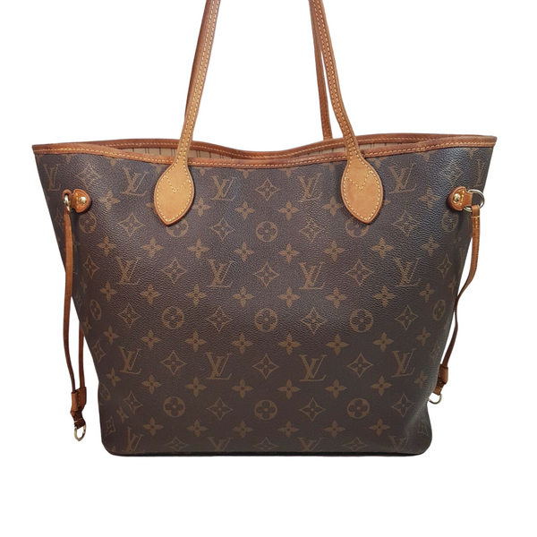Louis Vuitton Neverfull Mm Shoulder