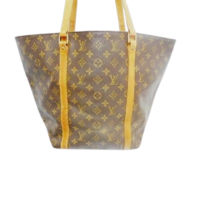 Pre-loved authentic Louis Vuitton Sac Shopping Tote Bag sale at jebwa