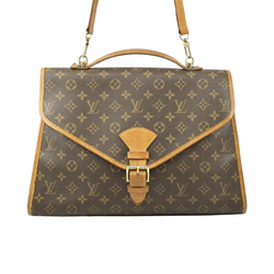 Pre-loved authentic Louis Vuitton Beverly Laptop Bag sale at jebwa
