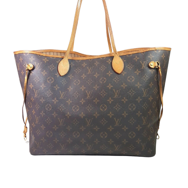 Pre-loved authentic Louis Vuitton Neverfull Gm Damier Ebene sale at jebwa