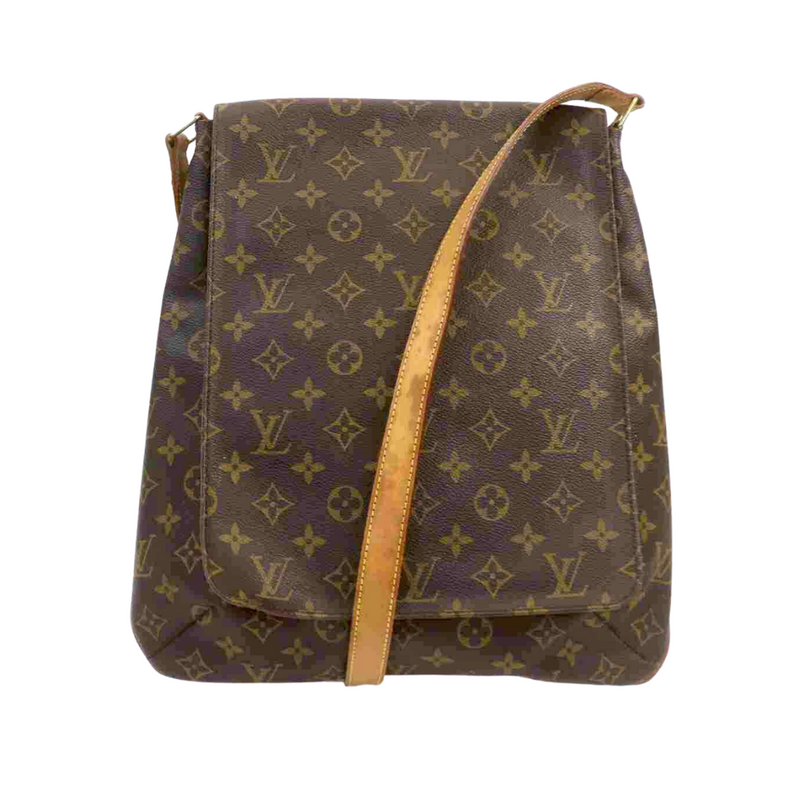 Pre-loved authentic Louis Vuitton Musette Crossbody Bag sale at jebwa