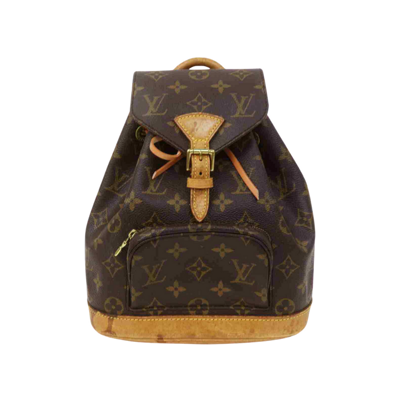 Pre-loved authentic Louis Vuitton Montsouris Pm sale at jebwa