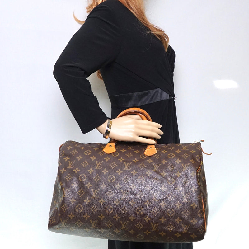 Louis Vuitton Speedy 35 Hand Bag