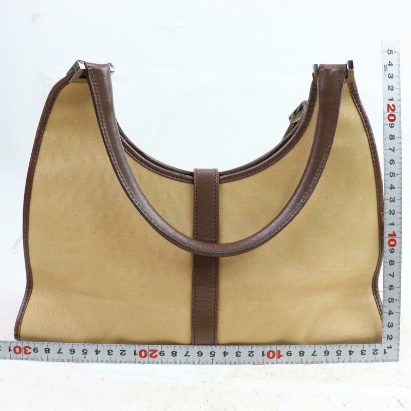 Pre-loved authentic Gucci Shoulder Bag Canvas sale at jebwa