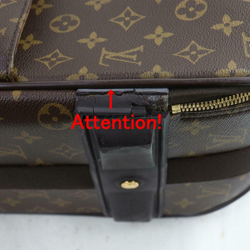 Pre-loved authentic Louis Vuitton Pegase 55 Large sale at jebwa