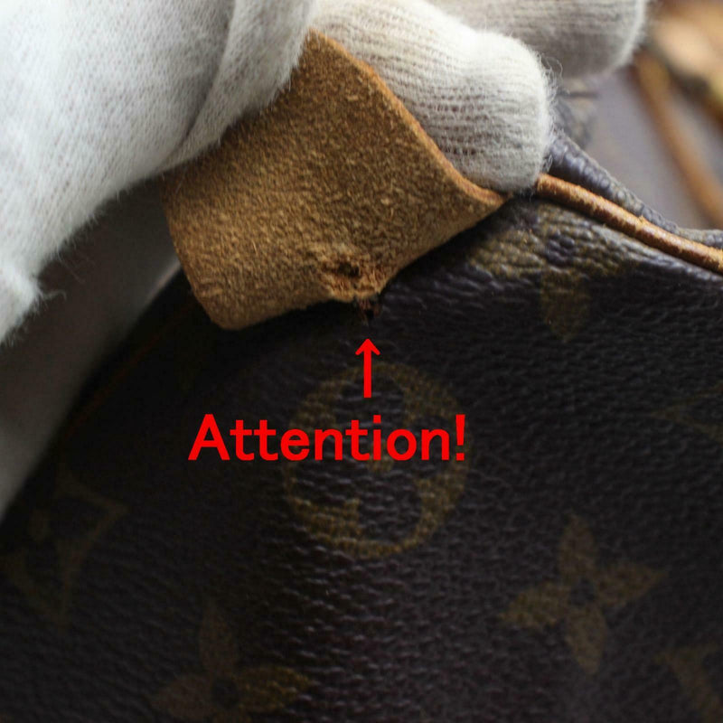 Louis Vuitton Speedy 40 Boston Bag