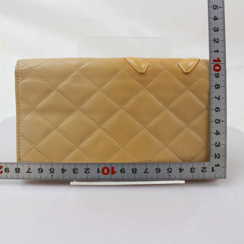 Pre-loved authentic Chanel Zippy Wallet sale at jebwa