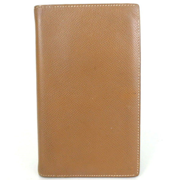 Pre-loved authentic Hermes Square E Stamp Notebook sale at jebwa