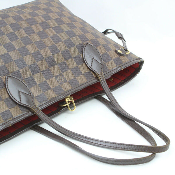 Pre-loved authentic Louis Vuitton Neverfull Pm Tote Bag sale at jebwa