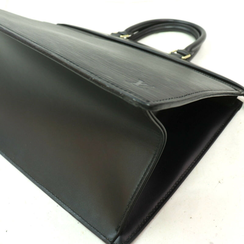 Pre-loved authentic Louis Vuitton Riviera Epi Black sale at jebwa