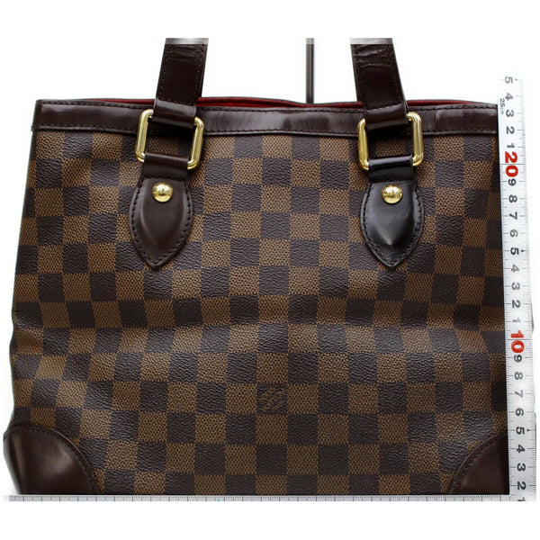 Pre-loved authentic Louis Vuitton Hampstead Pm Tote Bag sale at jebwa