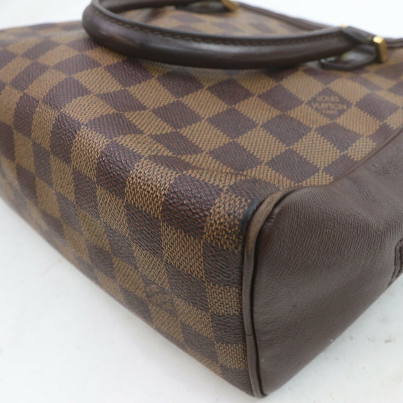 Pre-loved authentic Louis Vuitton Brera Damier Ebene sale at jebwa
