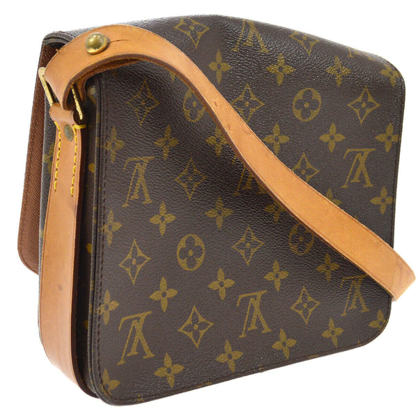 Pre-loved authentic Louis Vuitton Cartouchiere Mm Crossbody sale at jebwa