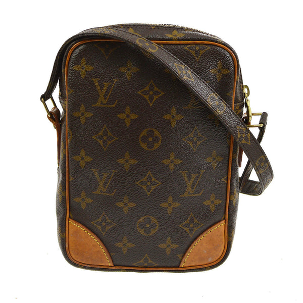 Pre-loved authentic Louis Vuitton Amazon Pm Cross Body Bag sale at jebwa