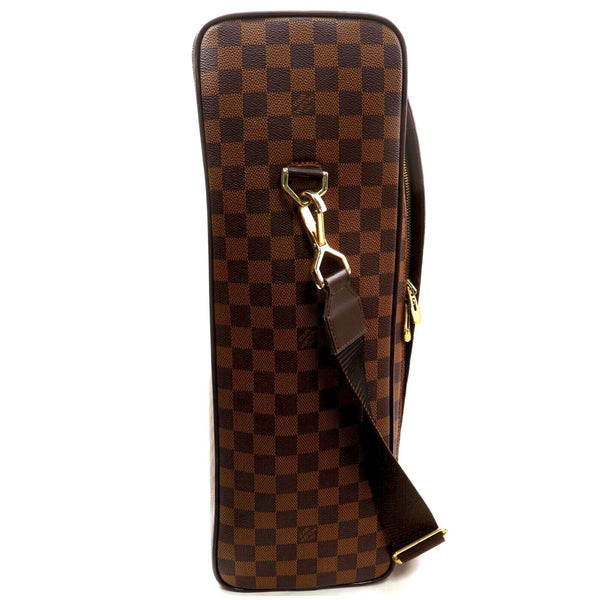 Pre-loved authentic Louis Vuitton Nolita Gm Brown Damier sale at jebwa
