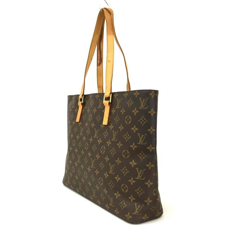 Pre-loved authentic Louis Vuitton Luco Shoulder Tote sale at jebwa.
