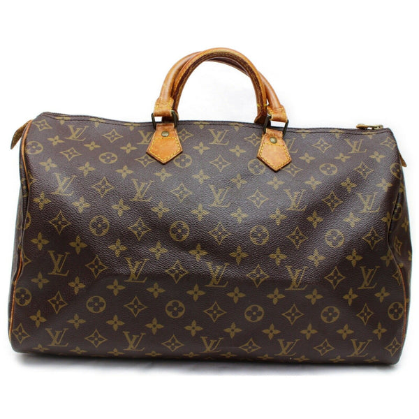 Pre-loved authentic Louis Vuitton Speedy 40 Travel Bag sale at jebwa