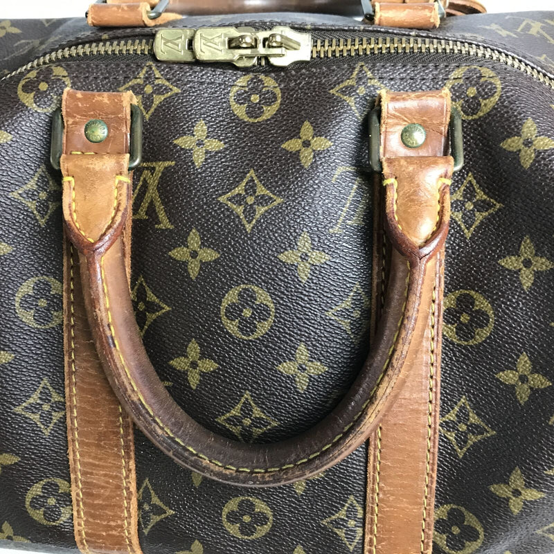 Pre-loved authentic Louis Vuitton Keepall 45 Travel Bag sale at jebwa