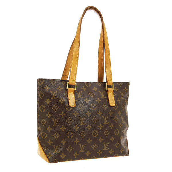 Pre-loved authentic Louis Vuitton Cabas Piano Shoulder Bag sale at jebwa