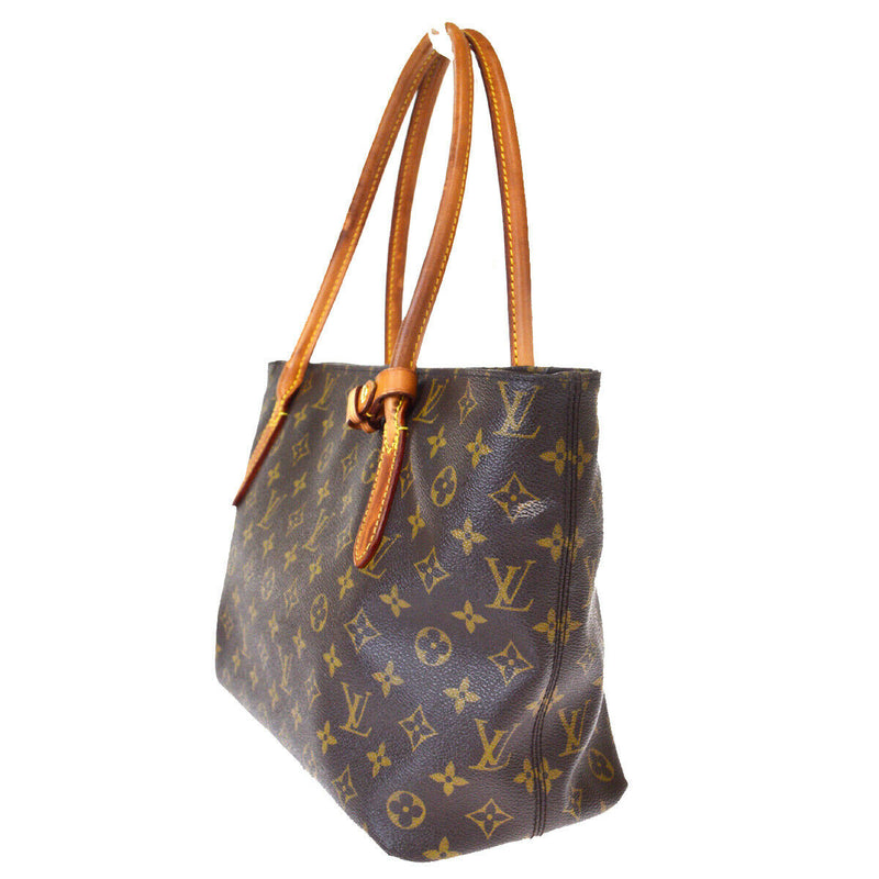 Pre-loved authentic Louis Vuitton Shoulder Bag Leather sale at jebwa