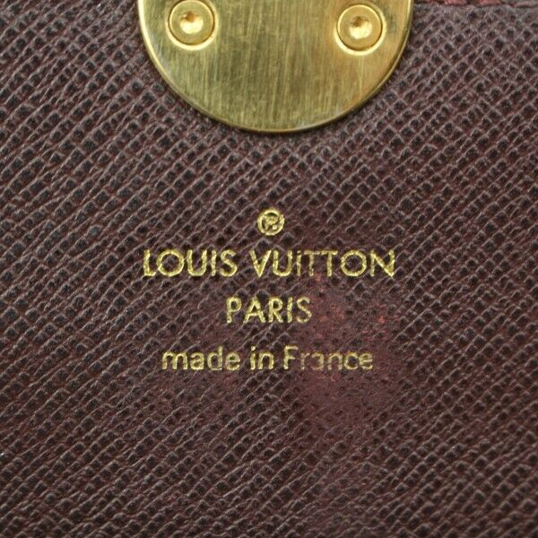 Pre-loved authentic Louis Vuitton Portefeuille Sarah sale at jebwa