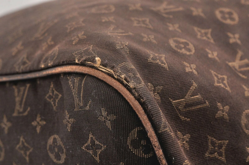 Pre-loved authentic Louis Vuitton Neverfull Mm Mini Lin sale at jebwa