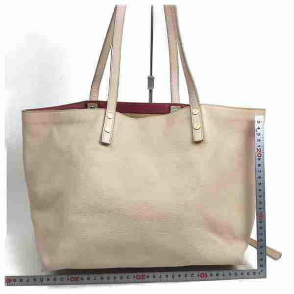 Pre-loved authentic Chloe Tote Bag Pink Leather sale at jebwa