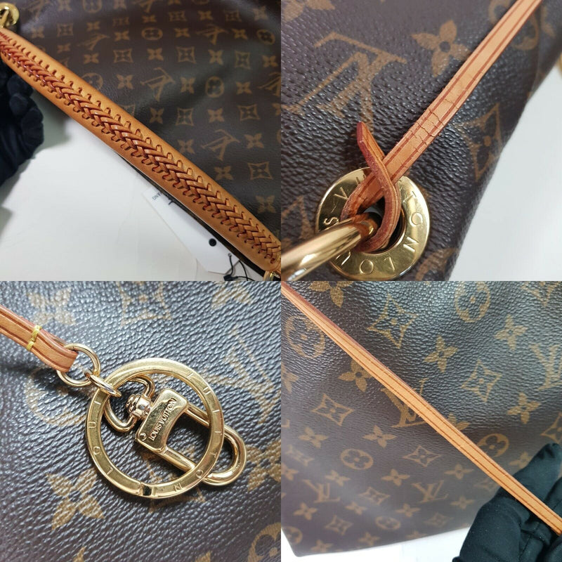Pre-loved authentic Louis Vuitton Artsy Mm Tote Bag sale at jebwa
