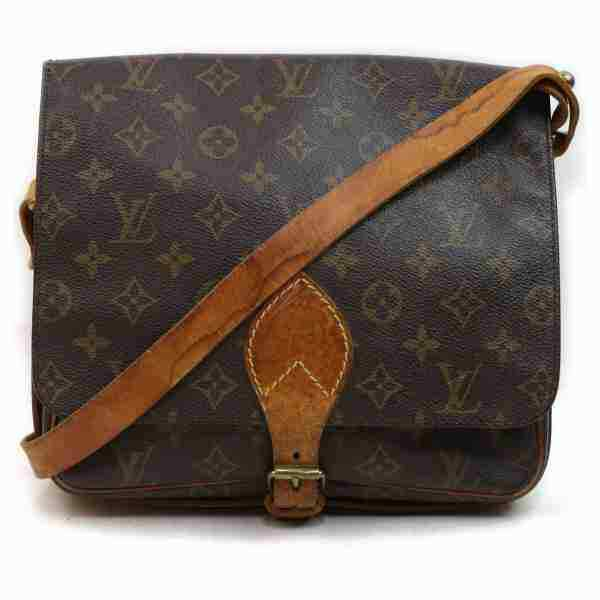 Pre-loved authentic Louis Vuitton Cartouchiere Gm sale at jebwa