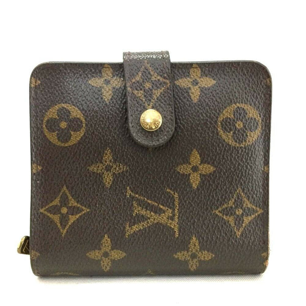 Pre-loved authentic Louis Vuitton Porte Compact Zip sale at jebwa