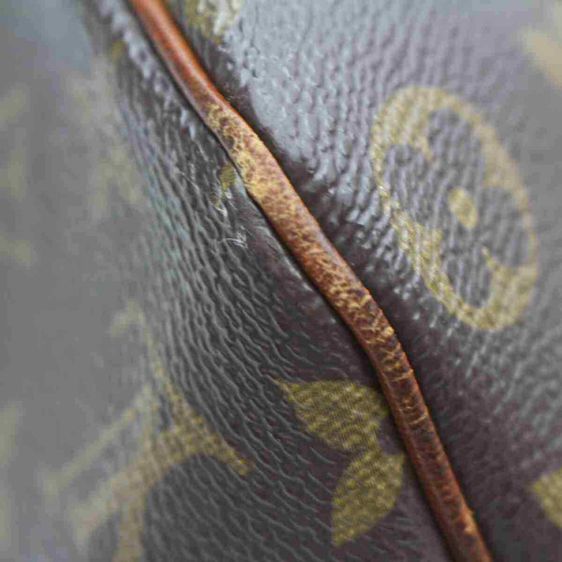 Pre-loved authentic Louis Vuitton Sac Shopping Brown sale at jebwa