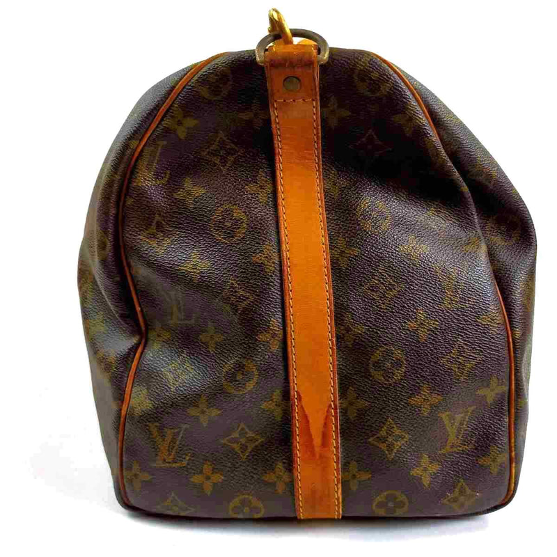 Pre-loved authentic Louis Vuitton Keepall 50 sale at jebwa
